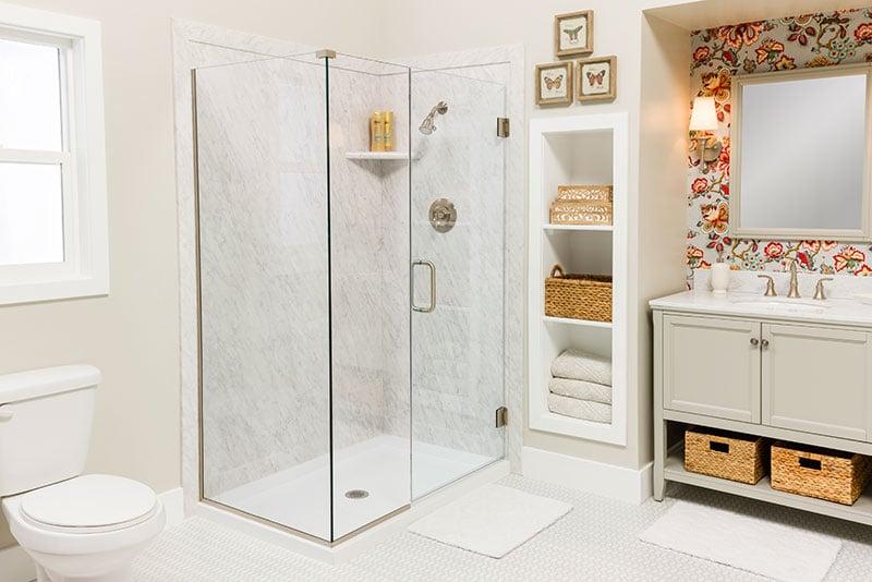 Austin Bathroom Remodel - Shower & Baths Austin - 1 Day Bath of Texas